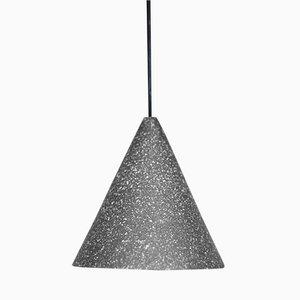 Lampe Gesso Anthracite par Jonas Edvard