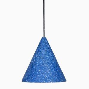Lampe Gesso Bleu Berlin par Jonas Edvard