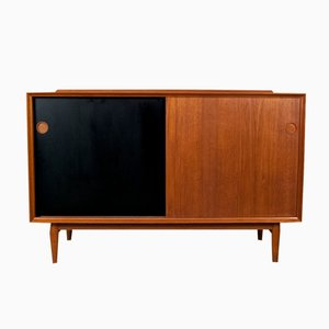 Vintage Danish Teak Sideboard by Arne Vodder for Sibast