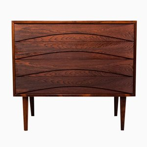 Rosewood Chest by Arne Vodder, 1950s