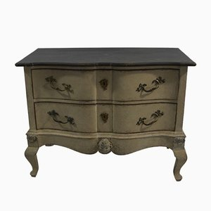 Swedish Rococo Chest of Drawers
