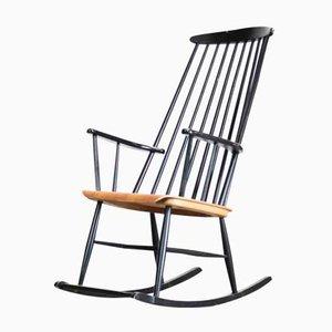 Fanett Rocking Chair by Ilmari Tapiovaara, 1960s