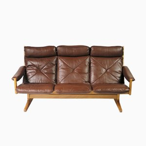 Norwegian 3-Seater Sofa from Soda Galvano