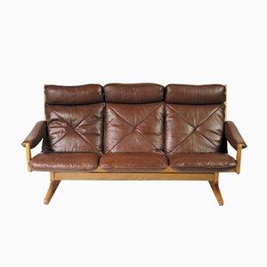 Norwegisches 3-Sitzer Sofa von Soda Galvano