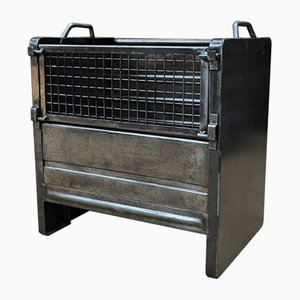 Industrial Stackable Iron Cabinet