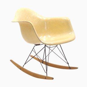 Mecedora RAR de Charles & Ray Eames para Herman Miller, años 50