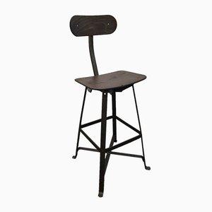 Französischer Modell 205 Stuhl von Bienaise
