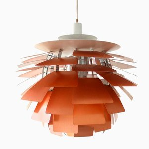 Danish Artichoke Lamp by Poul Henningsen for Louis Poulsen, 1957