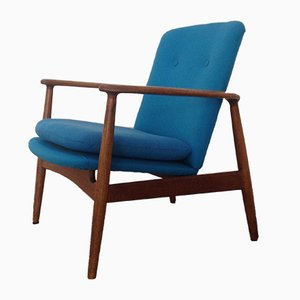 Easy Chair by Arne Vodder for Bovirke, 1960