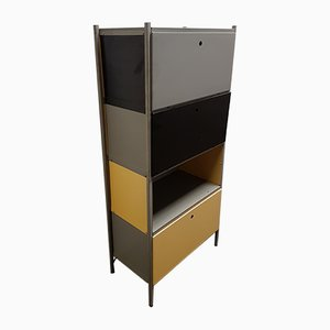 Industrial Dutch No. 663 Cabinet by Wim Rietveld for Gispen, 1954
