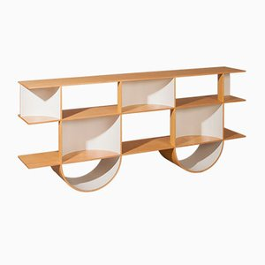 Vault Shelf by Michael Schoner