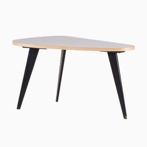 German Model 102 Three-Legged Coffee Table by Hans Bellmann for Domus, 1950s