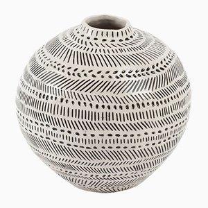 Skep Sphere Vase par Atelier KAS