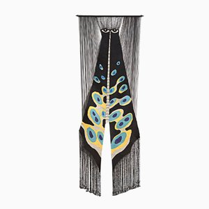 Nachtfalter Tapestry by Inga Vatter-Jensen, 1974