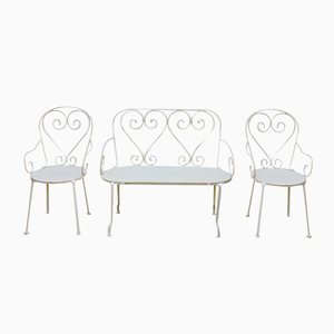 German Children's Garden Furniture, Set of 3