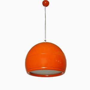 Lámpara colgante Pallade de Studio Tetrarch para Artemide, años 60