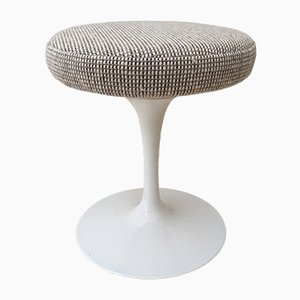 Mid-Century Tulip Stool by Eero Saarinen for Knoll