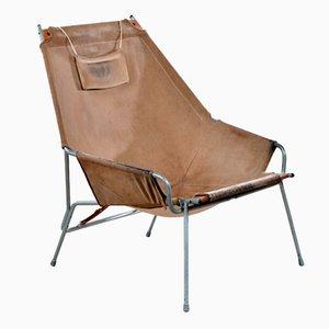Mid-Century Lounge Stuhl von Erik Ole Jørgensen für Bovirke