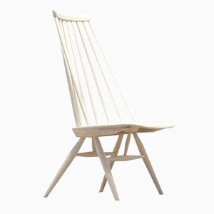 Swedish Mademoiselle Lounge Chair by Ilmari Tapiovaara for Edsby Verken, 1961
