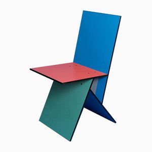 Swedish Vilbert Chair by Verner Panton for Ikea, 1993