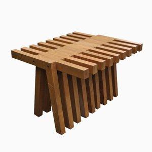 Französischer Centipede Tisch, 1970er