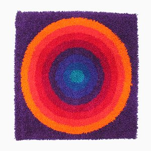 Swiss Carpet by Verner Panton for Mira-X, 1970s