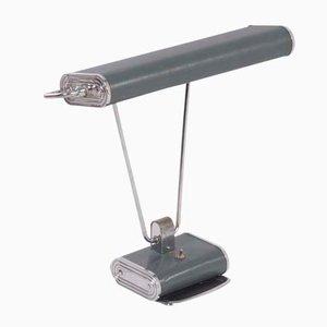 Lámpara de escritorio Art Déco de Eileen Gray para Jumo