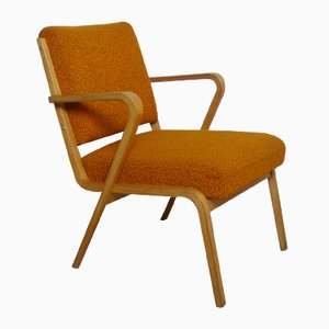 German Easy Chair by Selman Selmanagic for DW Hellerau, 1950s