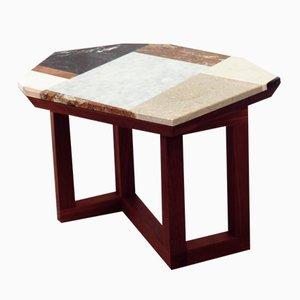 Tavolino Scrap di Lucia Massari per Mandruzzato Marmi e Graniti