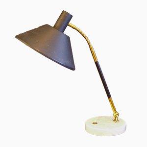 Lámpara de mesa italiana de Stilx Milano, años 60