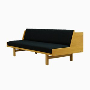 Danish GE 258 Daybed by Hans J. Wegner for Getama, 1980s