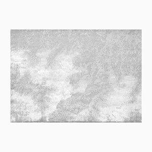 Nepal Teppich Annapurna in Silber/Grau von Jonathan Radetz