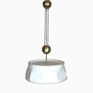 Austrian Bullet Train Lamp from J. T. Kalmar, 1960s