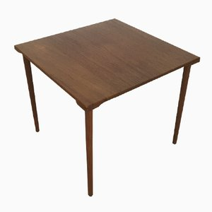 Danish Teak Side Table from France & Daverkosen, 1960s