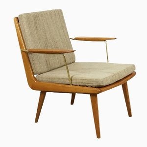 Mid-Century German Easy Chair by Hans Mitzlaff for Soloform | Eugen Schmidt, 1950s