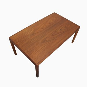 Danish Teak Coffee Table by Henry W. Klein for Bramin Møbler, 1960s