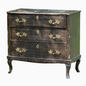 Swedish Late Baroque Commode
