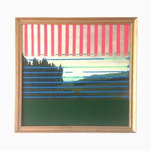Abenddämmerung / Landscape Painting by Markus Friedrich Staab, 2016