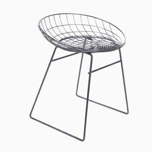 KM05 Flamingo Stool by Cees Braakman & Adriaan Dekker for UMS Pastoe