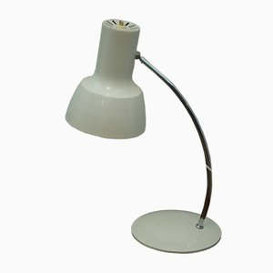 White Table Lamp by Josef Hurka for Napako