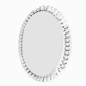 Oval Illuminated Mirror by Emil Stejnar