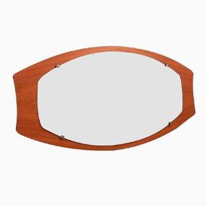 Specchio Mid-Century ovale, Italia