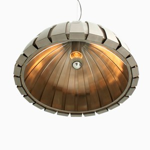 Lámpara colgante Carlotta italiana de Elio Martinelli para Martinelli Luce, años 60