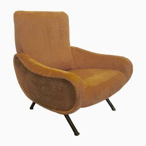 Italian Lady Lounge Chair by Marco Zanuso for Arflex, 1950