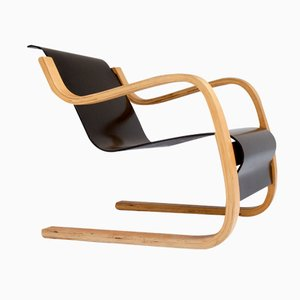 Vintage Model 31 Armchair by Alvar Aalto for Finmar/Wohnbedarf
