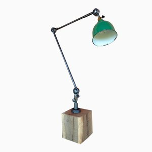 Vintage Articulated Workshop Lamp from Tout Sens, 1930s