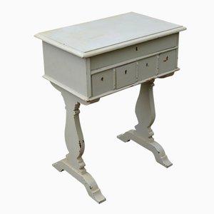 Table console Antique Crème, Suède