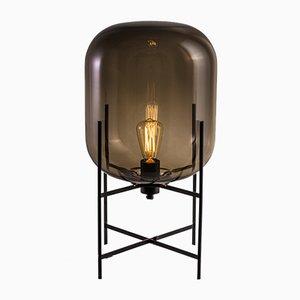 Schwarze Oda Small Lampe von Sebastian Herkner für Pulpo