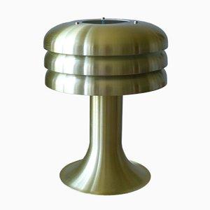 Lámpara de escritorio modelo BN-25 de latón de Hans-Agne Jakobsson, años 60