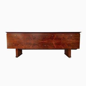 Großes Palisander Sideboard, 1960er